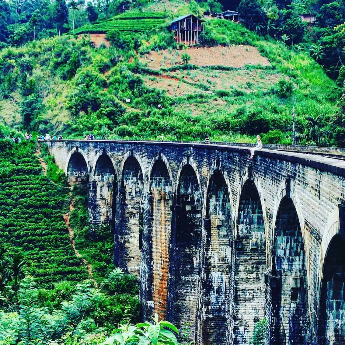 places to visit in ella Sri Lanka with kids
