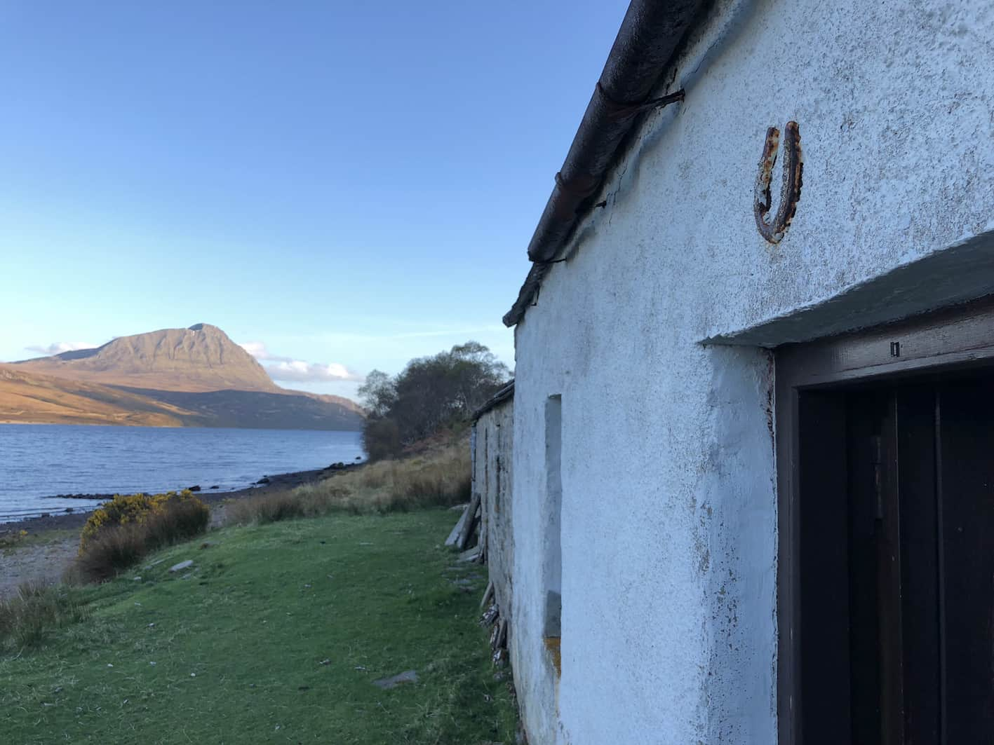bothies are all over the highlands of Scotland
