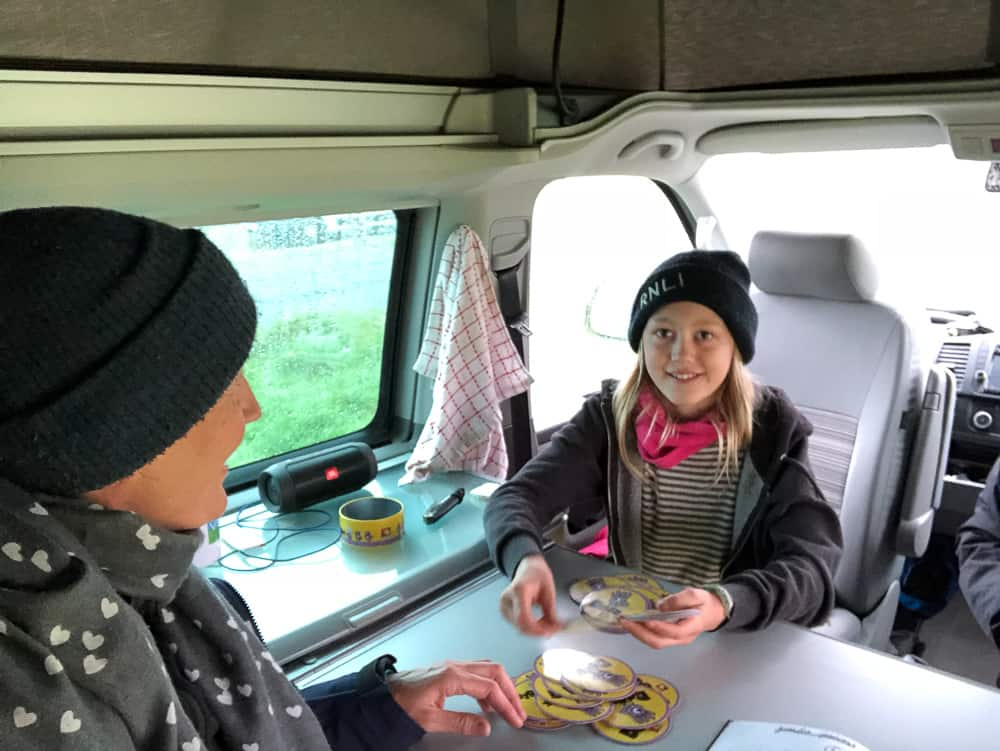 hire a campervan to drive the NC500