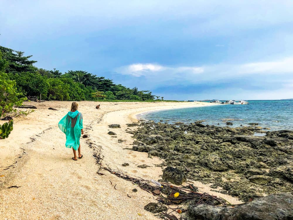 what to pack for borneo