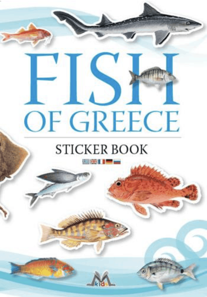 Books on greece for kids