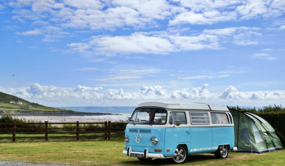 croyde camping sites